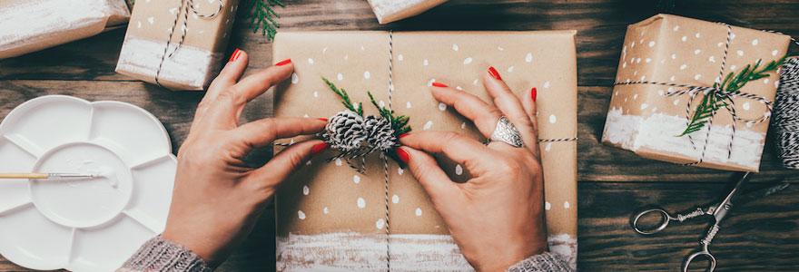 cadeaux personnalisés de Noël