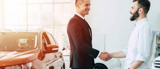 vente de véhicule