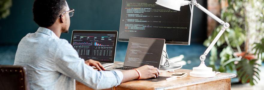 Métier en informatique