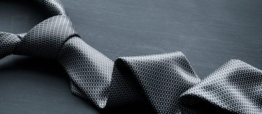 Cravate de luxe