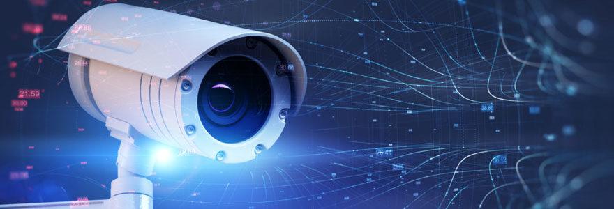 Cystème de vidéosurveillance