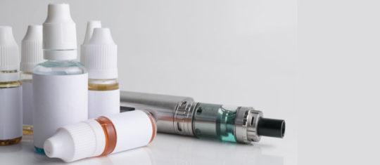 e-cigarette et e-liquide