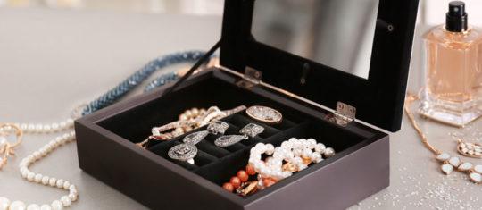 Rangement pour bijoux